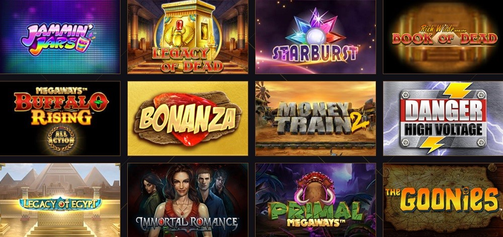 21 Casino Slots