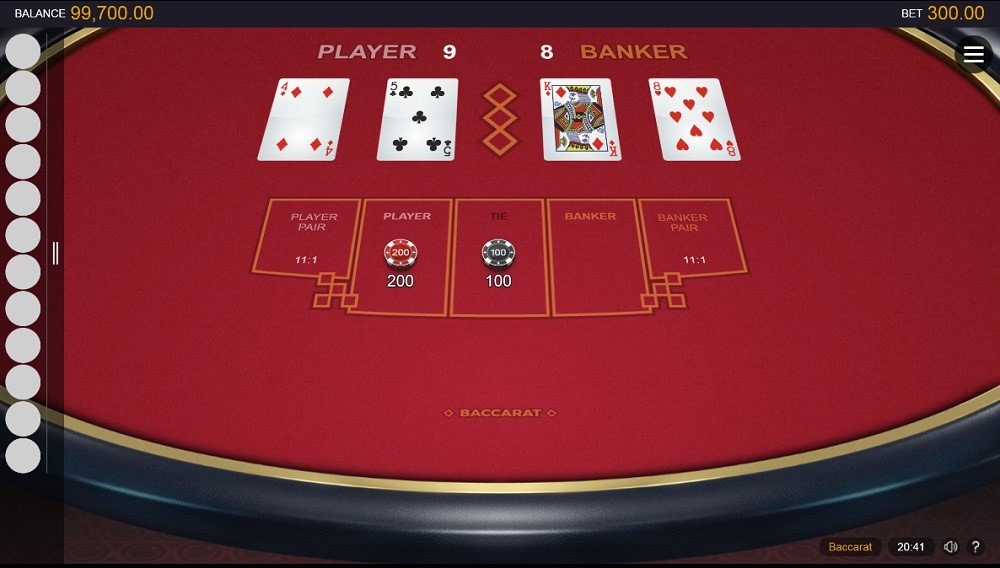 All Slots Casino Automated Baccarat