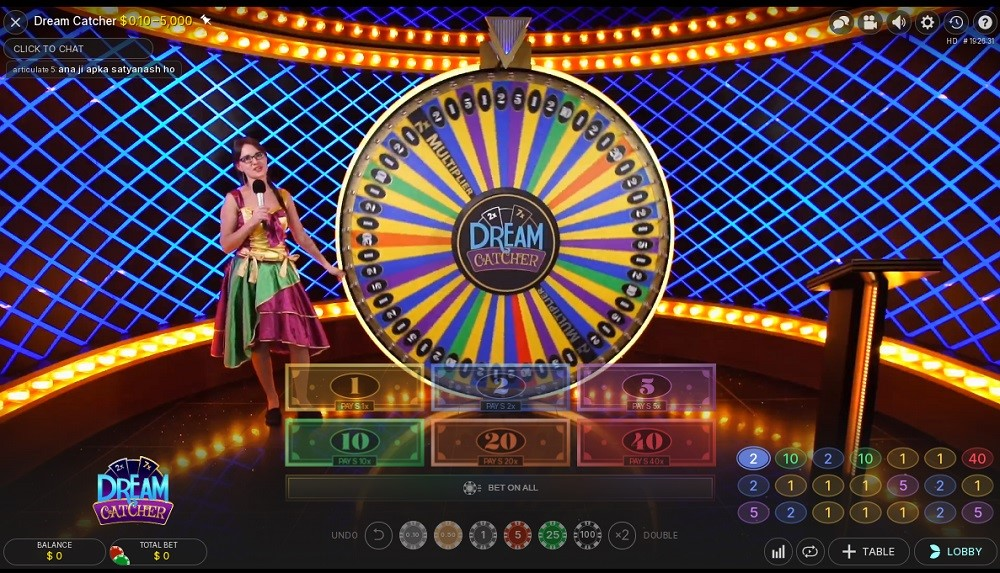 All Slots Casino Live Game Show