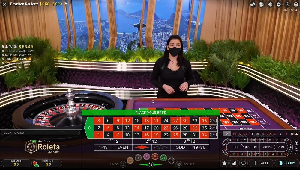 All Slots Casino Live Roulette