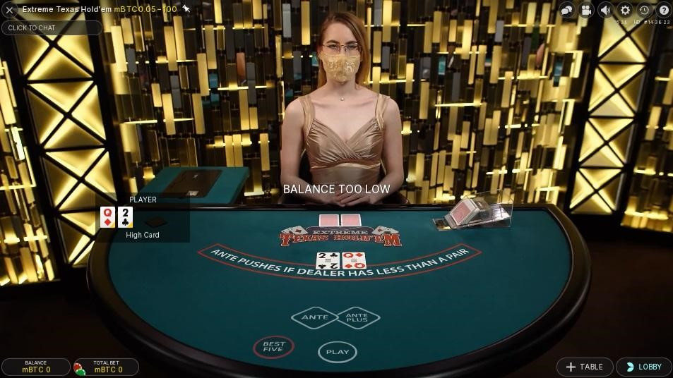 Aspers Casino Live Poker