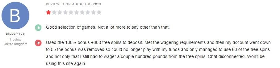 Aspers Casino Player Review 2