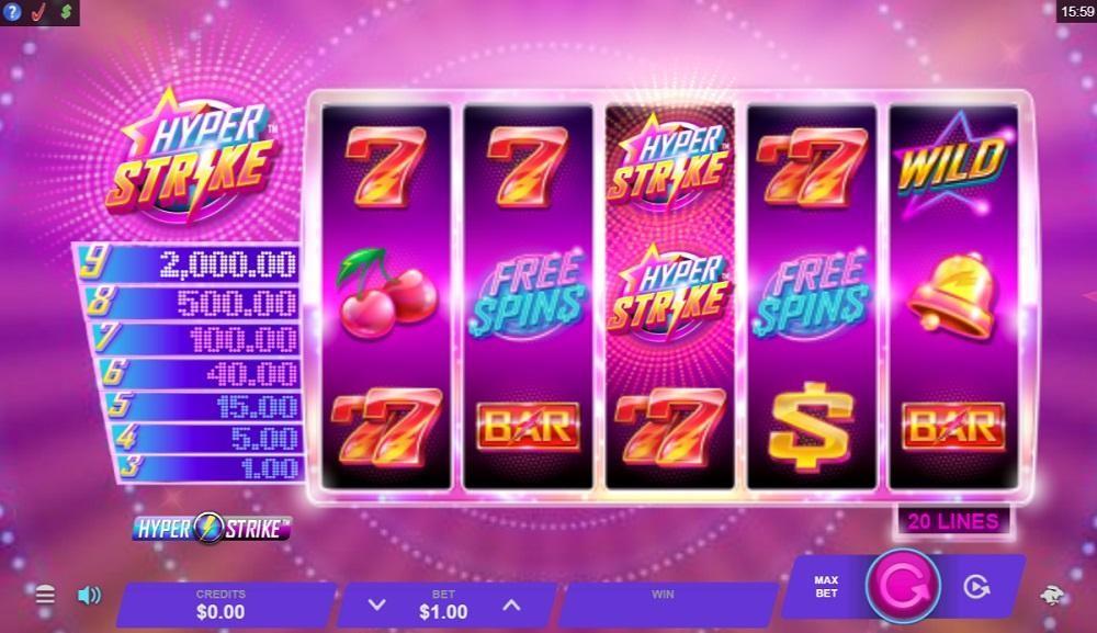 Aspers Casino Slots 3