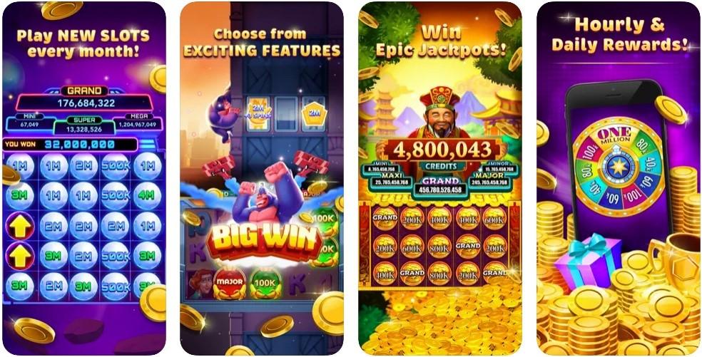 Big Fish Casino Mobile Play