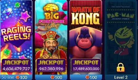 Big Fish Casino Slots