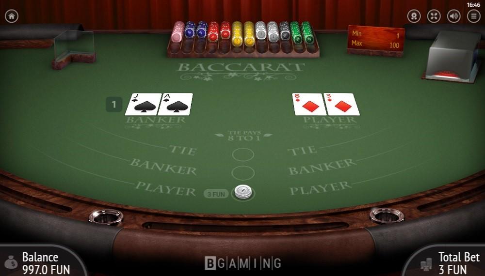 Bitstarz Casino Automated Baccarat