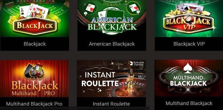 Bitstarz Casino Automated Casino Table Games