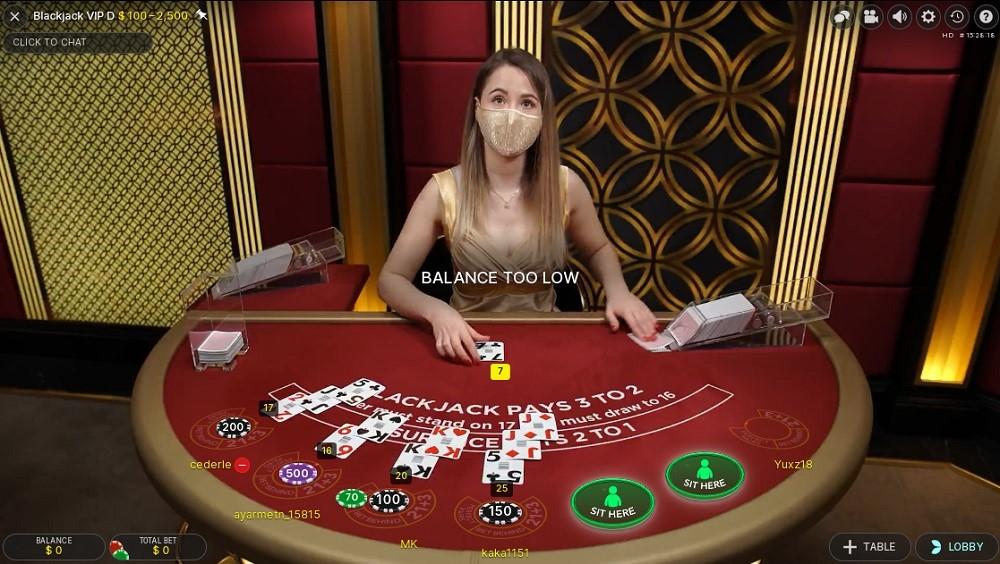 Bitstarz Casino Live Blackjack