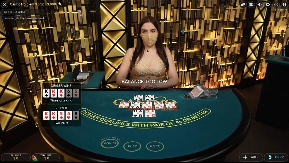 Bitstarz Casino Live Poker