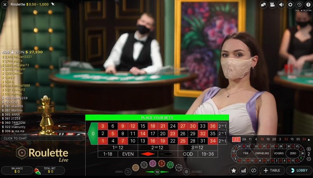 Bitstarz Casino Live Roulette