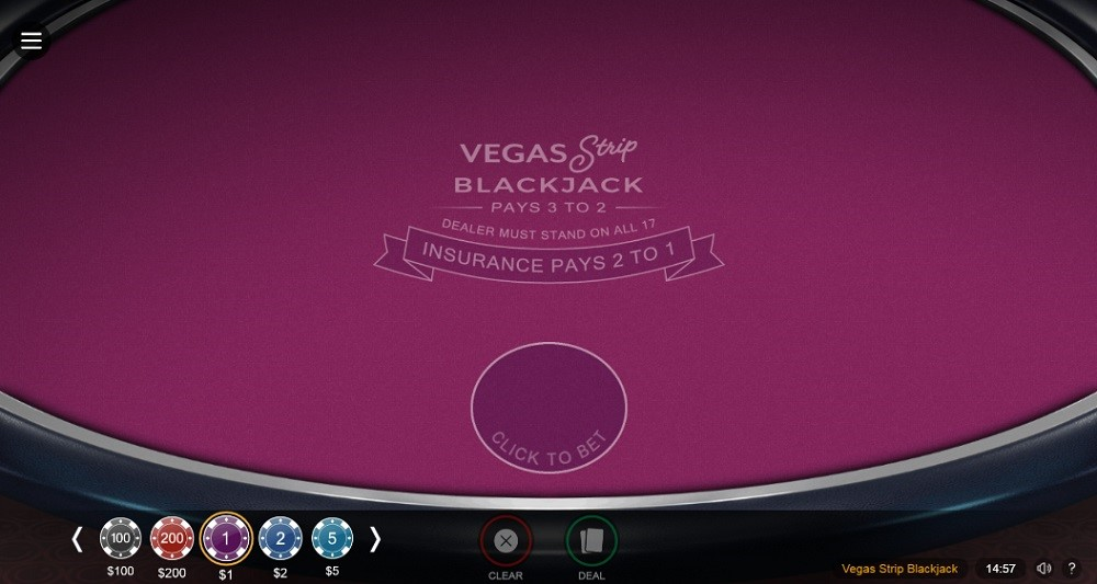 Boom Casino Automated Blackjack