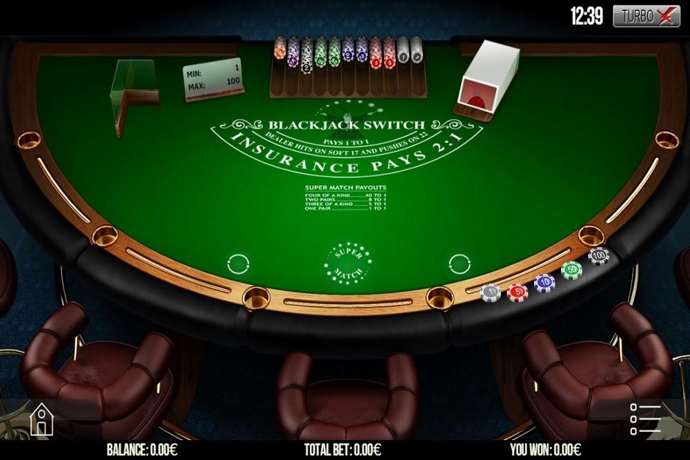 Bronze Casino Automated Blackjack