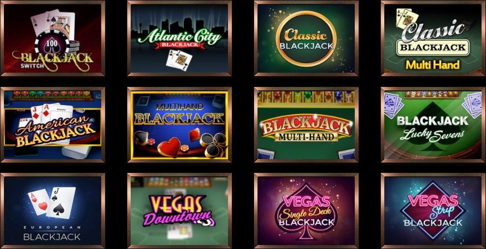 Bronze Casino Live Casino Table Games