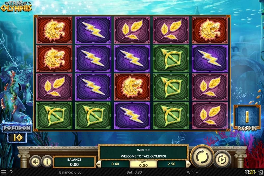 Bronze Casino Slots 3
