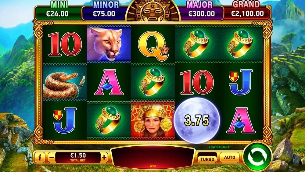 Bronze Casino Slots 4