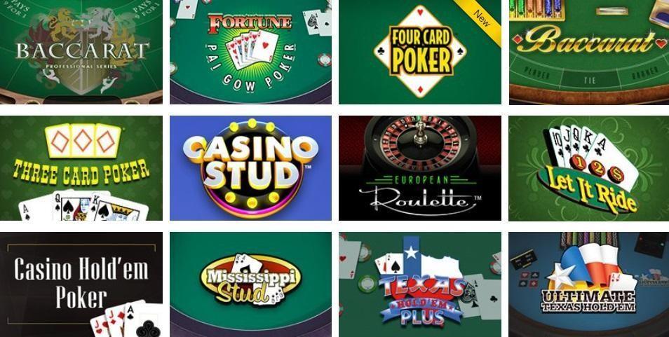 Caesar Casino Automated Casino Table Games