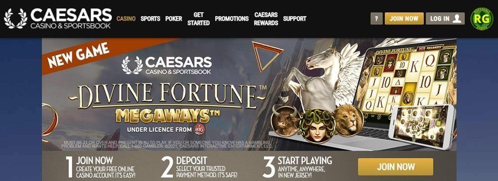 Caesar Casino Review