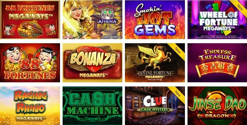 Caesar Casino Slots