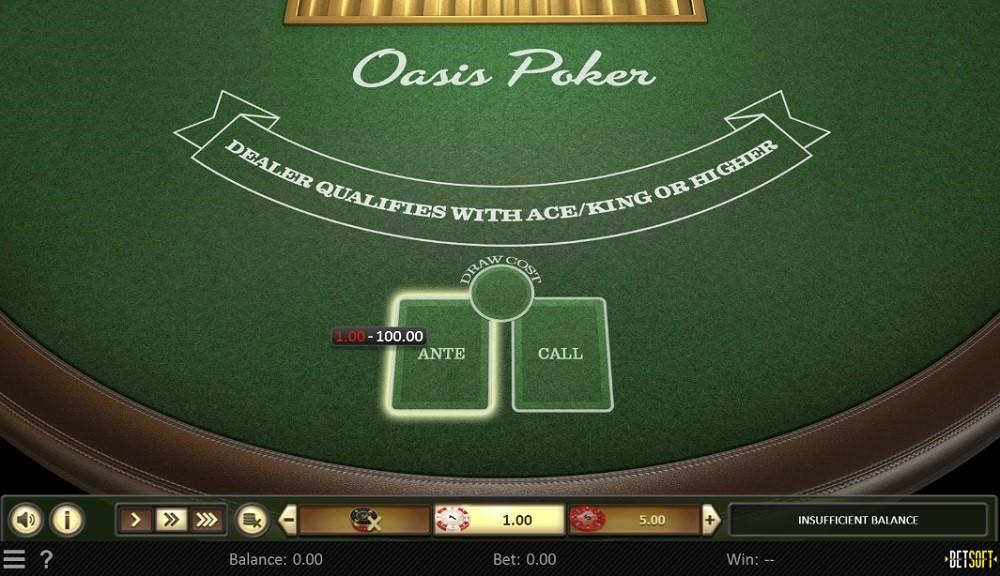 Casino Extra Automated Poker