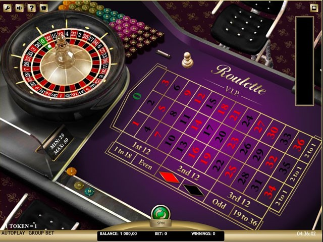 Casino Extra Automated Roulette