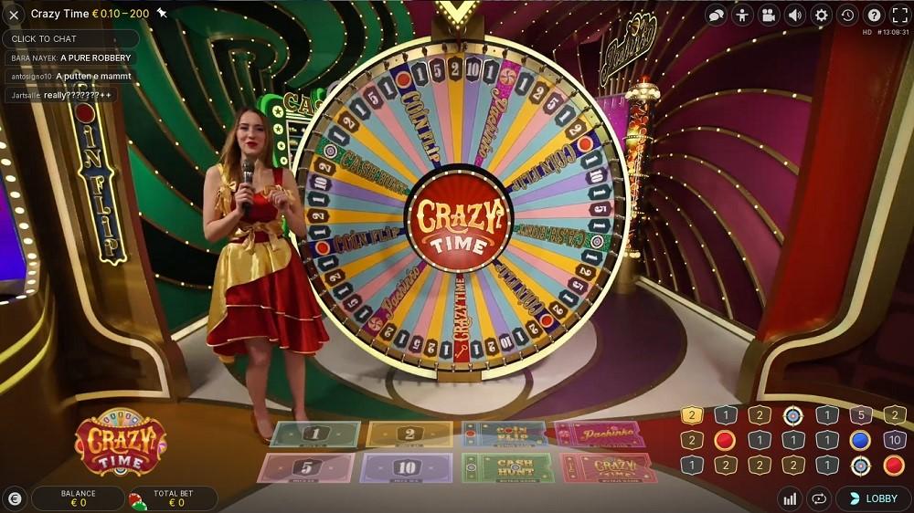 Casino Extra Live Game Show