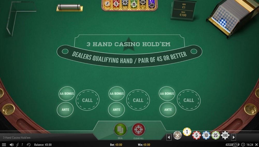 Casino Gods Automated Poker