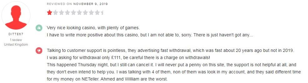Casino Gods Player Review 4