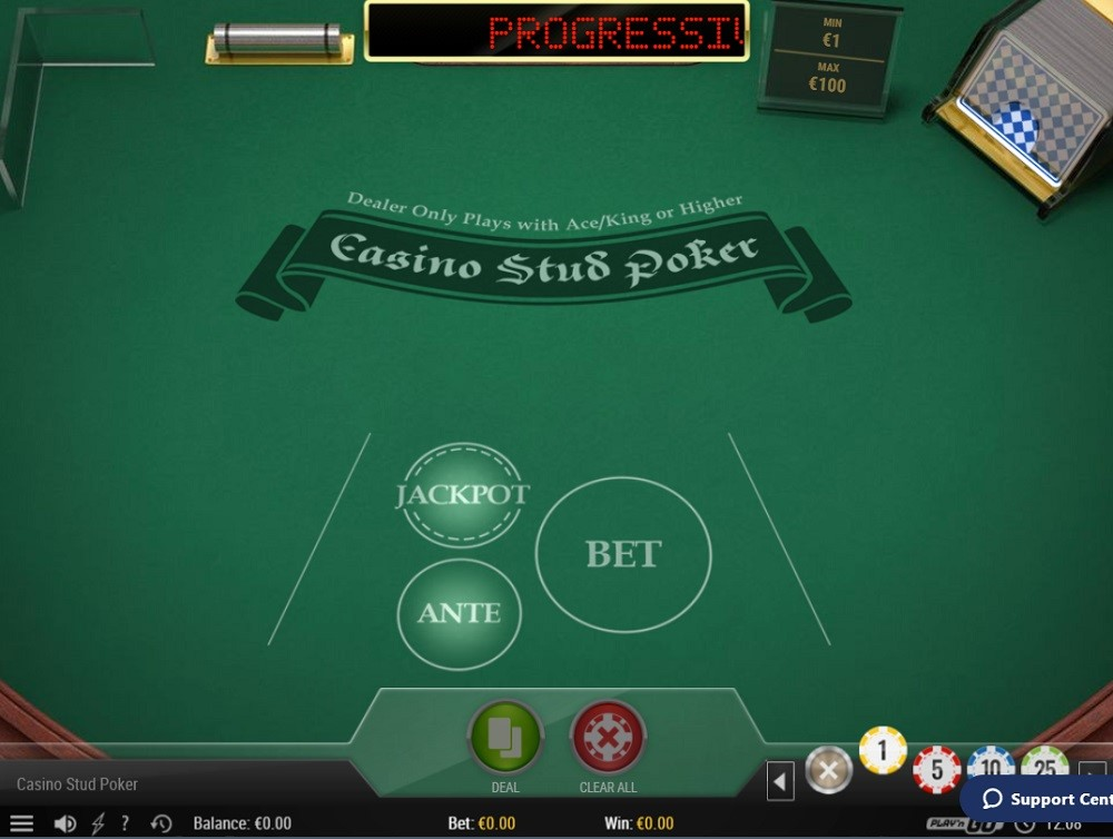 Casino Heroes Automated Poker