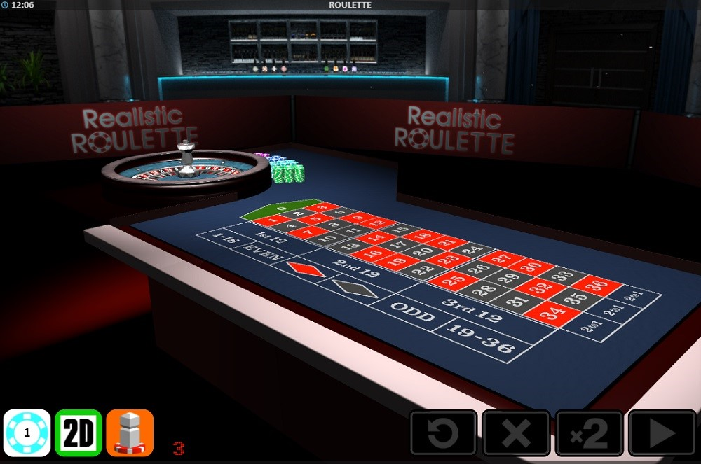 Casino Heroes Automated Roulette