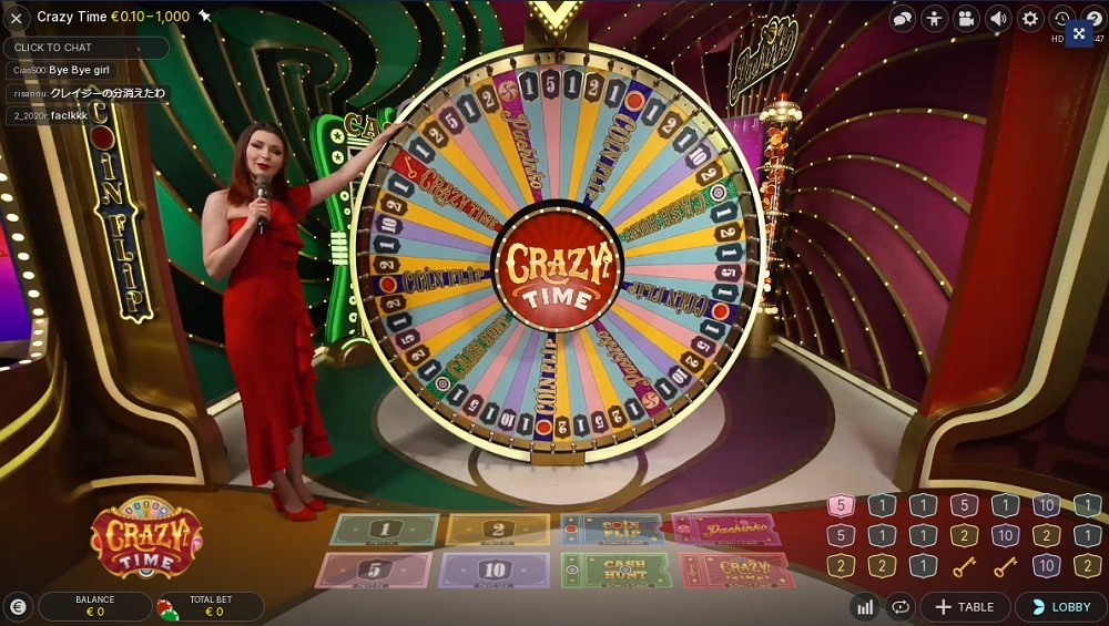 Casino Heroes Live Game Show