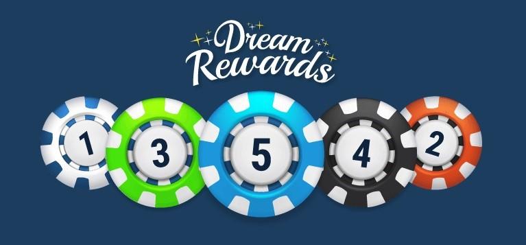 Casino of Dreams Rewards Program