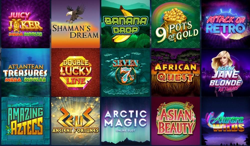 Casino of Dreams Slots