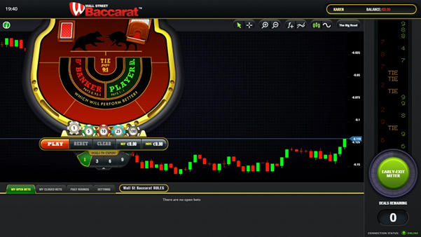 Cherry Casino Automated Baccarat
