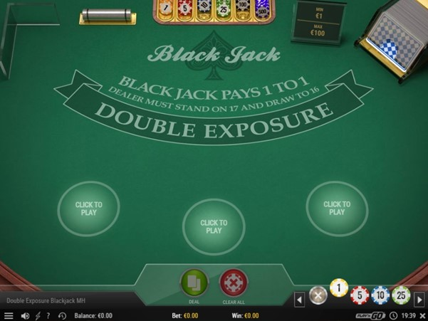Cherry Casino Automated Blackjack