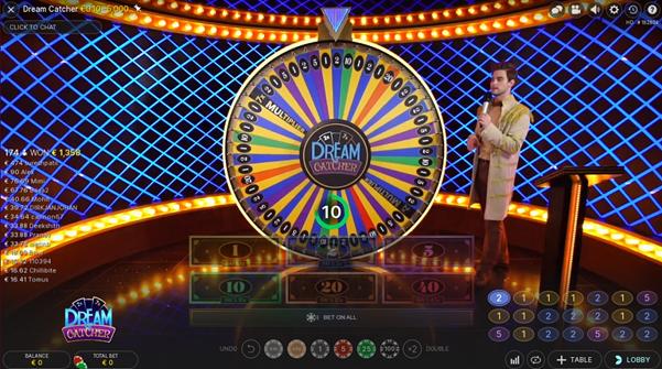 Cherry Casino Live Game Show