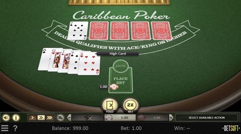 Drake Casino Automated Poker