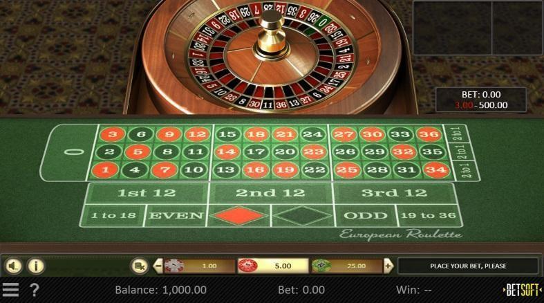 Drake Casino Automated Roulette
