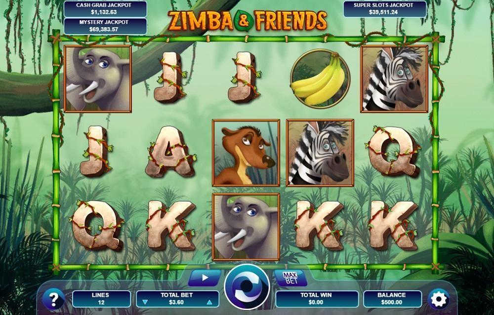 Drake Casino Slots 3