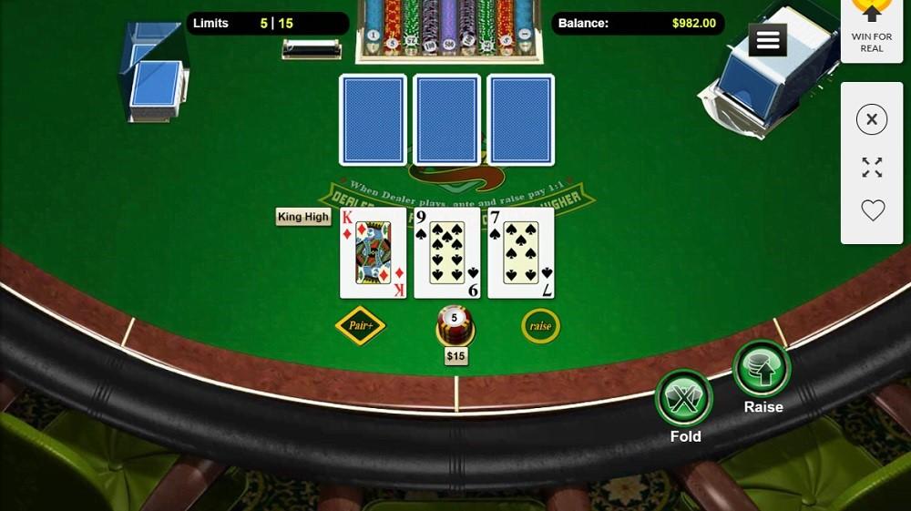 Dreams Casino Automated Poker