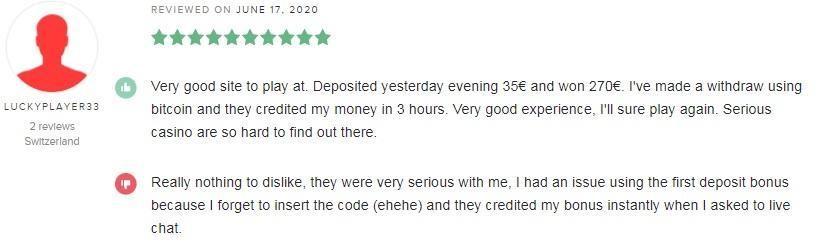 Emu Casino Player Review 2