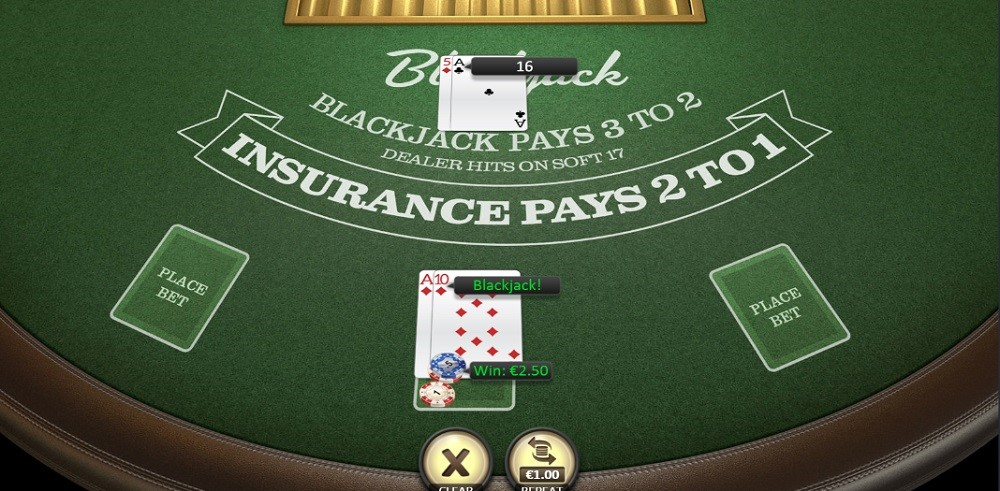Frank Casino Automated Blackjack