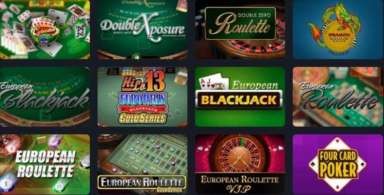 Frank Casino Automated Casino Table Games