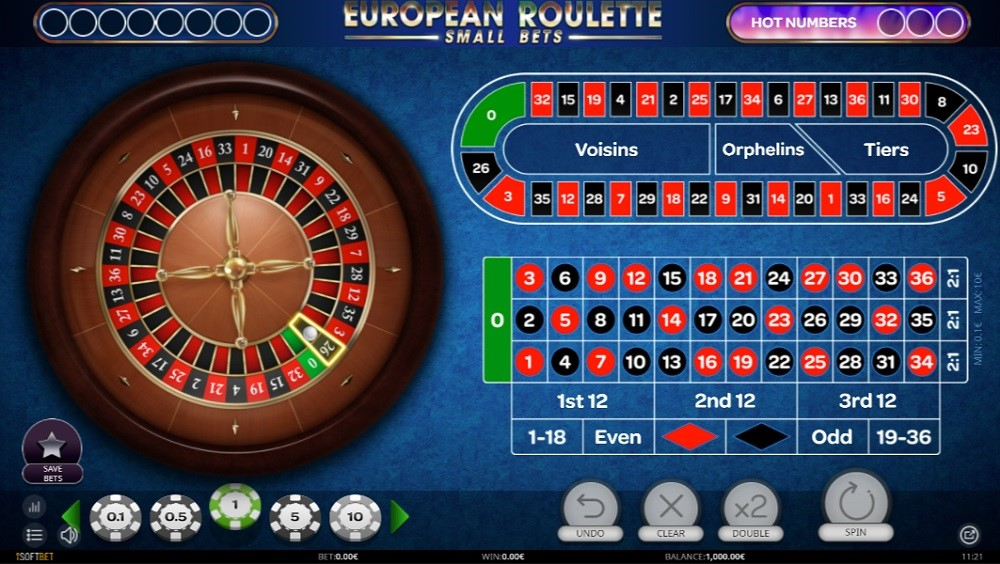 Frank Casino Automated Roulette