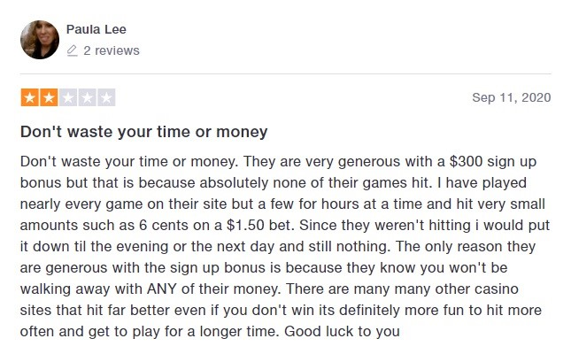 Hallmark Casino Player Review 2