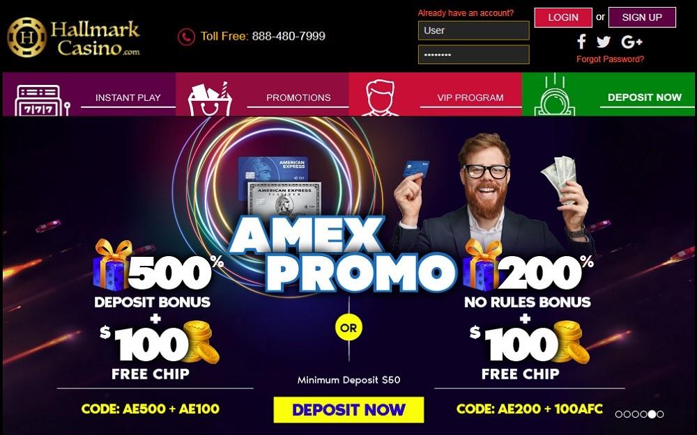 Hallmark Casino Review
