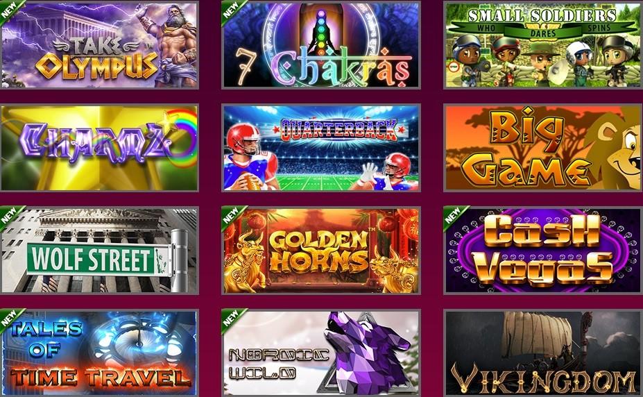 Hallmark Casino Slots