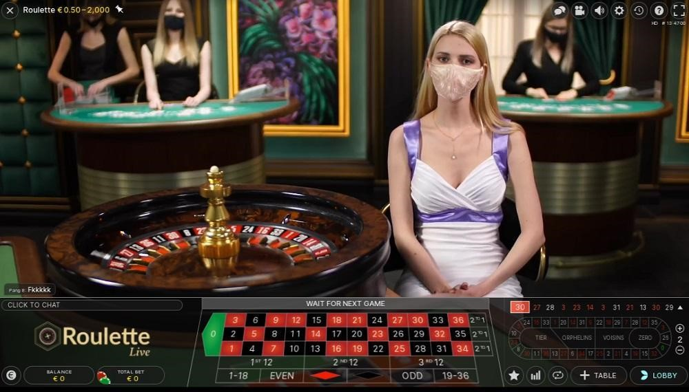 Karamba Casino Live Roulette