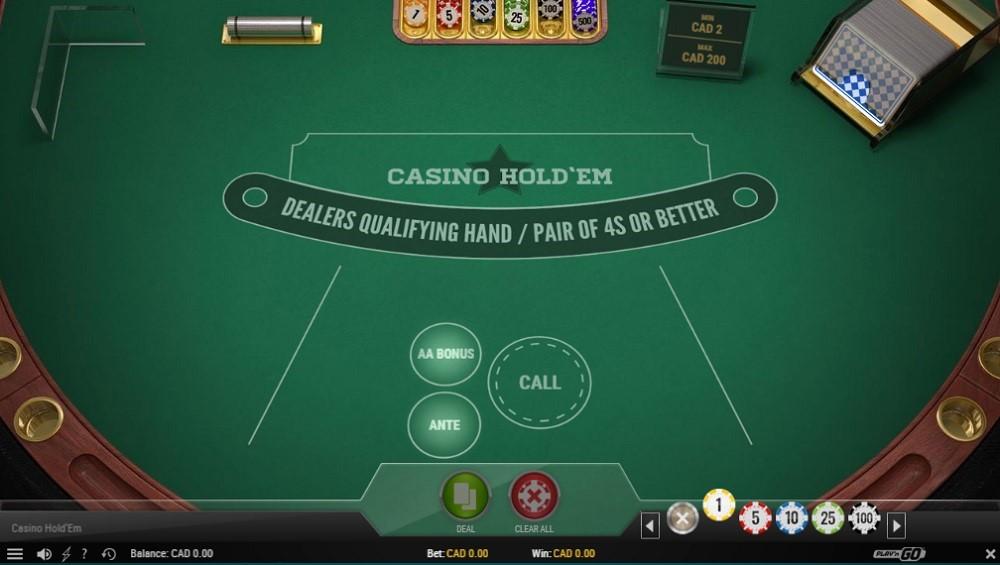 Lucky Days Casino Automated Poker