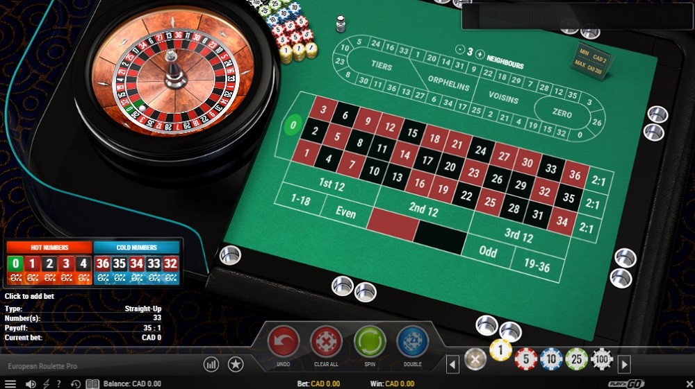 Lucky Days Casino Automated Roulette