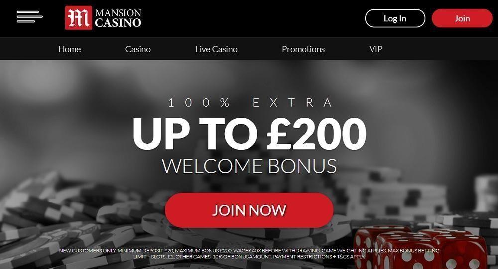 Mansio Casino Review